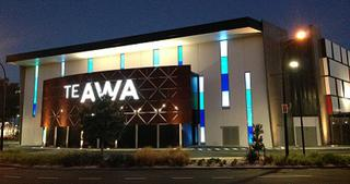 Te Awa - 'The Base' Shopping Centre