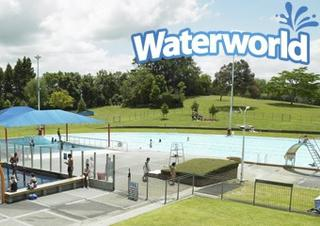 Waterworld Pools Hamilton