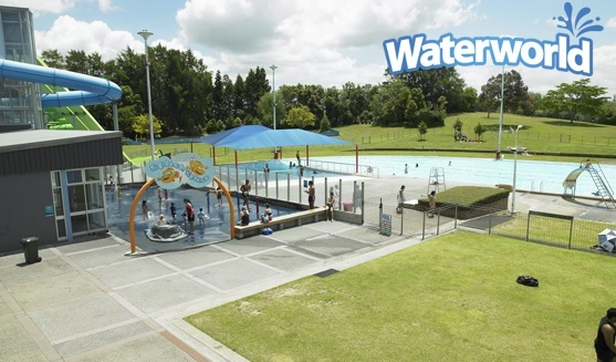 Waterworld pools hamilton for Garden city pool jobs